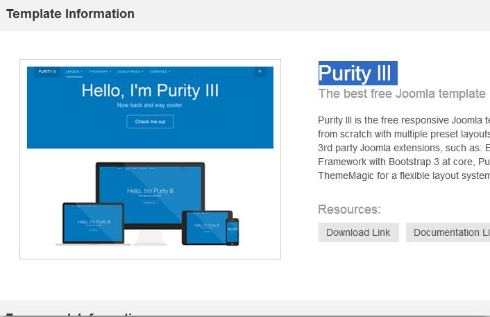 purity III
